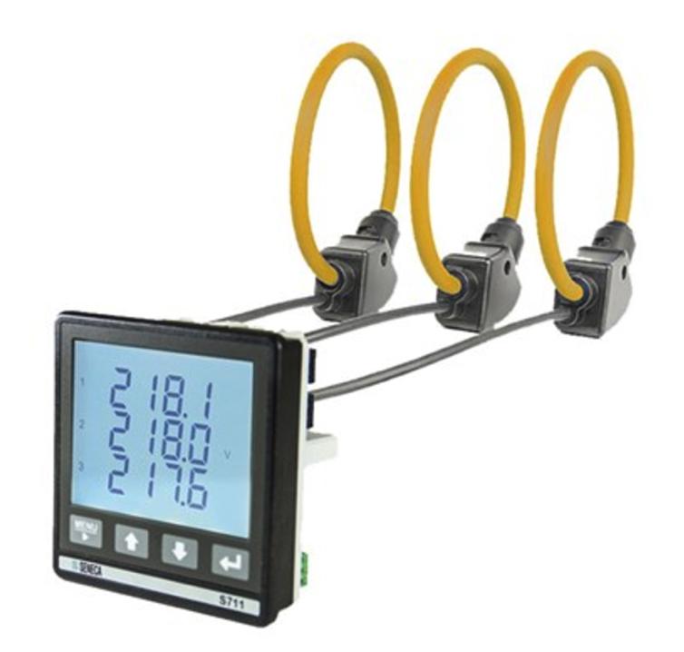 Đo Công Suất Điện Năng - Đo Điện Áp 380V 220V