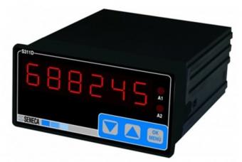 bộ hiển thị nhiệt độ áp suất S311A