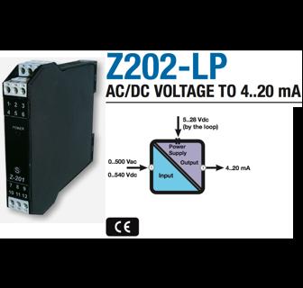 Bộ chuyển đổi điện áp AC DC sang 4-20mA