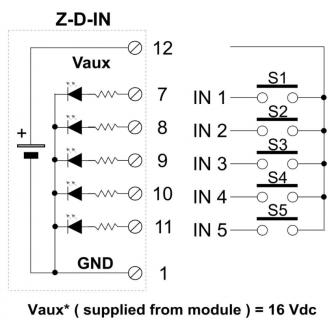 cách lắp đặt bộ chuyển đổi Modbus Z-D-IN