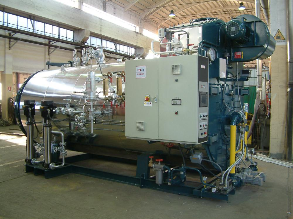 ứng dụng cảm biến áp suất 4-20mA cho lò hơi
