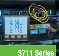 đồng hồ đo điện 3 pha