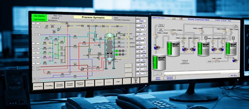 hệ thống IOT cho scadar