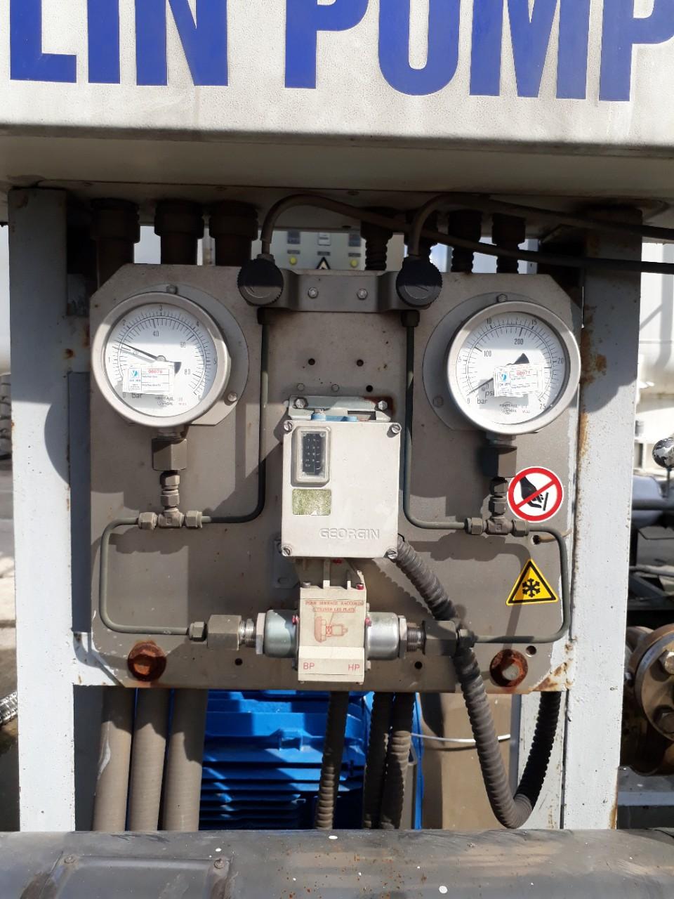 công tắc chênh áp chống cháy nổ ATEX