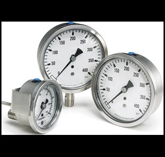 Chọn đồng hồ đo áp suất sao cho đúng ?