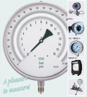 đồng hồ áp suất quy đổi đơn vị áp suất