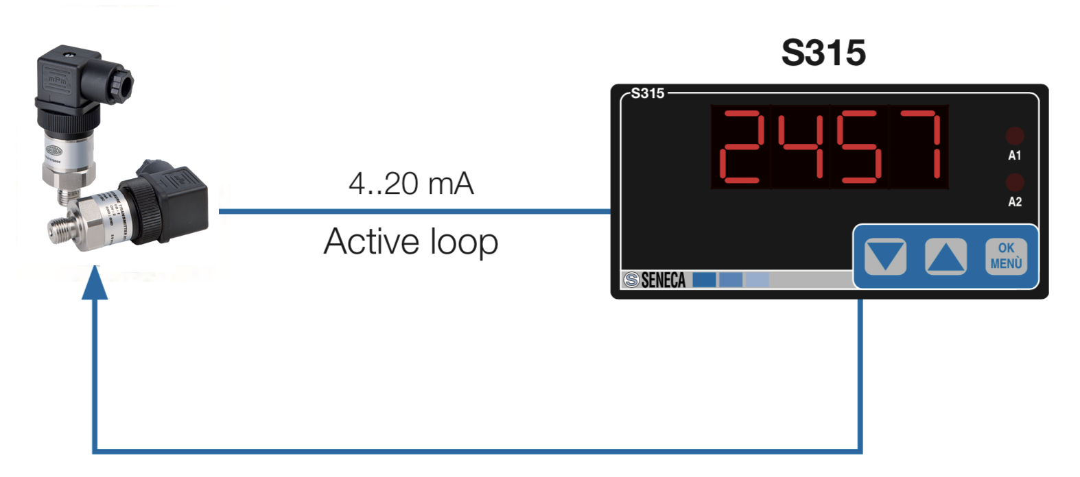 cách sử dụng cảm biến áp suất
