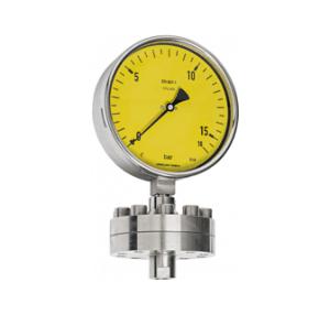 đồng hồ đo áp suất hóa chất chlorine