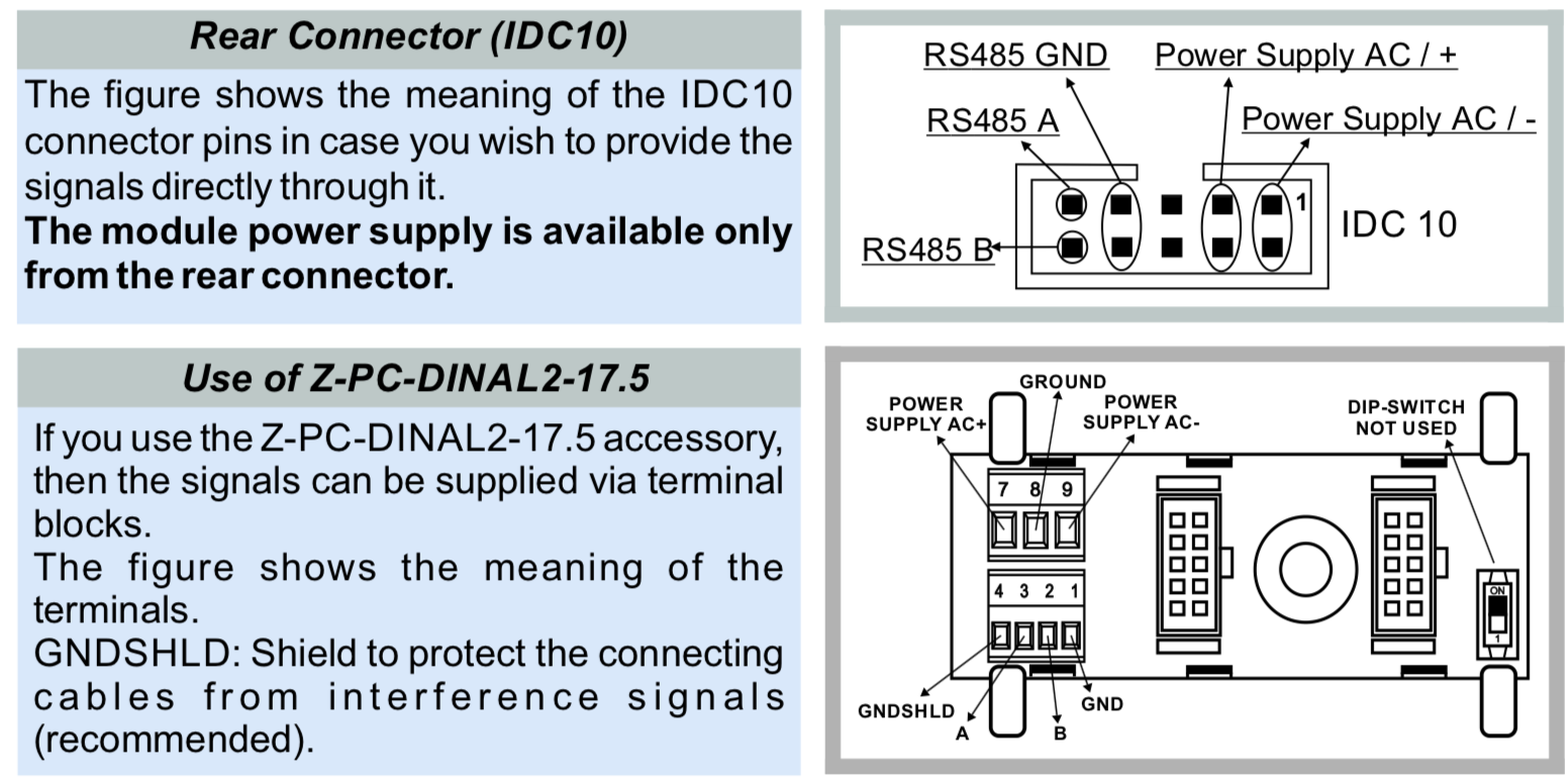 chi tiết phụ kiện Z-PC_DINAL2-17.5