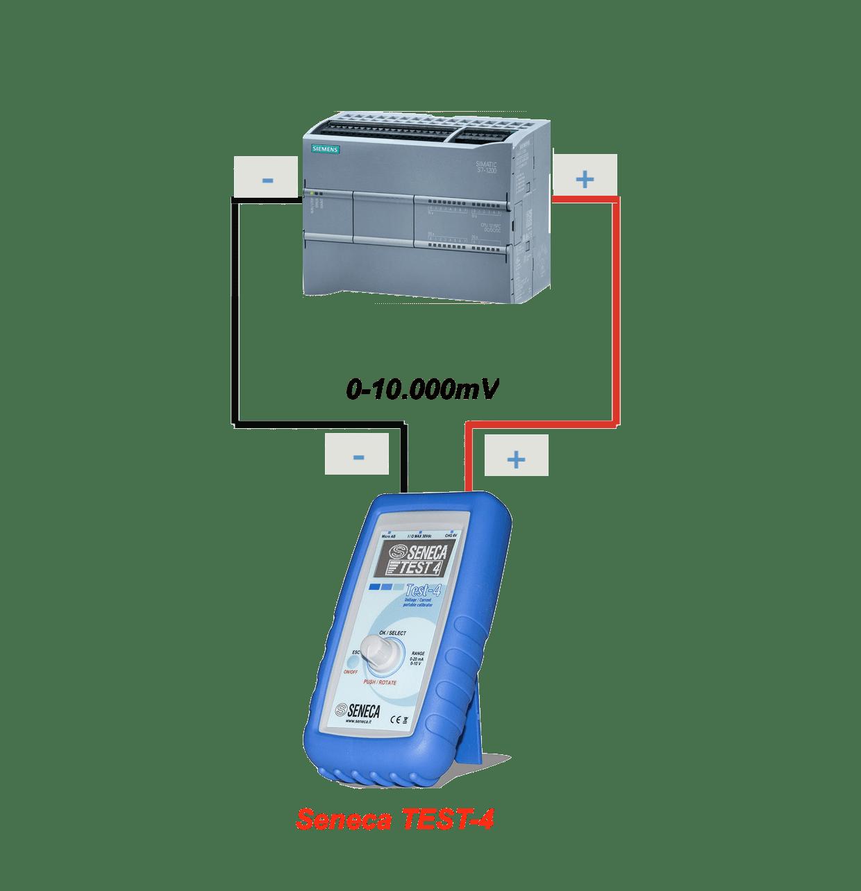 TEST-4 đo tín hiệu 0-10V của PLC