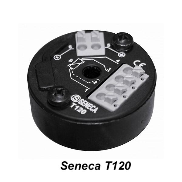 bộ chuyển đổi nhiệt độ pt100 Seneca T120
