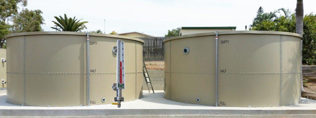 đo mức nước bằng kính thuỷ