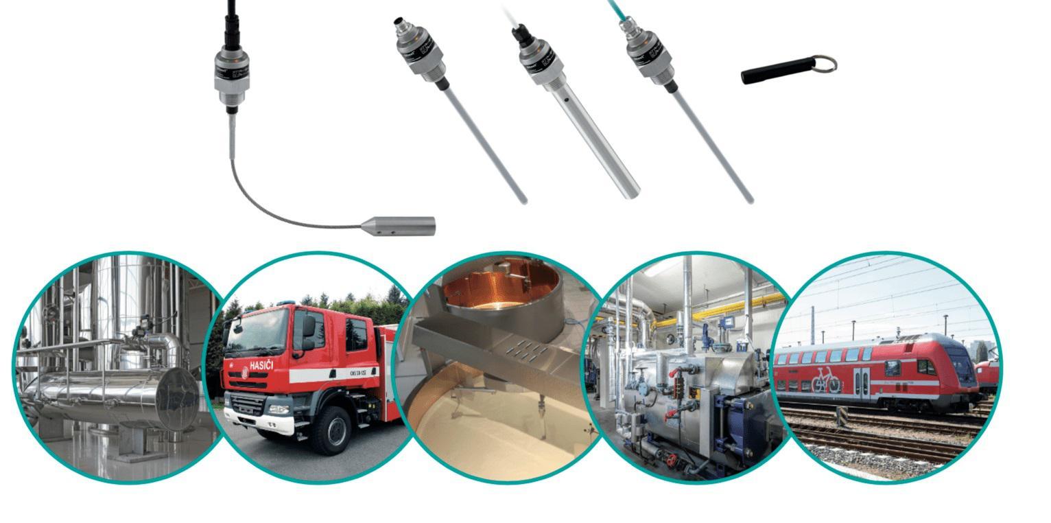 Giám sát mức nhiên liệu các xe chứa xăng dầu bằng phương pháp hiện đại