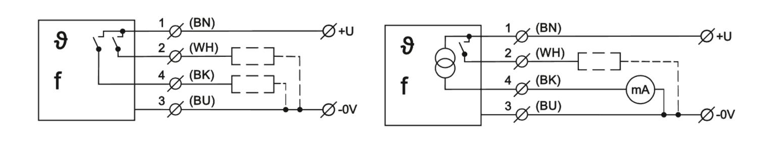 cách đấu dây công tắc dòng chảy TFS-35