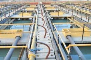 trạm xử lý nước thải
