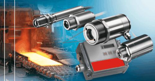 cảm biến nhiệt độ laser