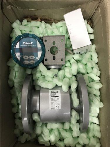 đồng hồ đo lưu lượng DN50