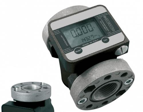 đồng hồ đo lưu lượng Diesel