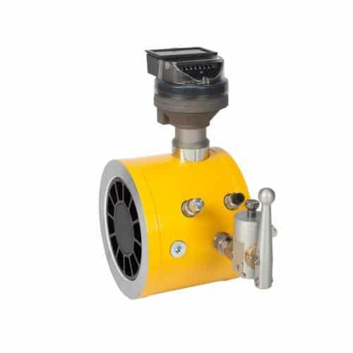 đồng hồ đo lưu lượng khí bằng cơ