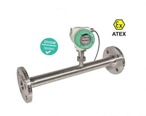 đồng hồ đo lưu lượng khí điện tử