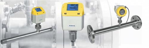 đồng hồ đo lưu lượng khí gas