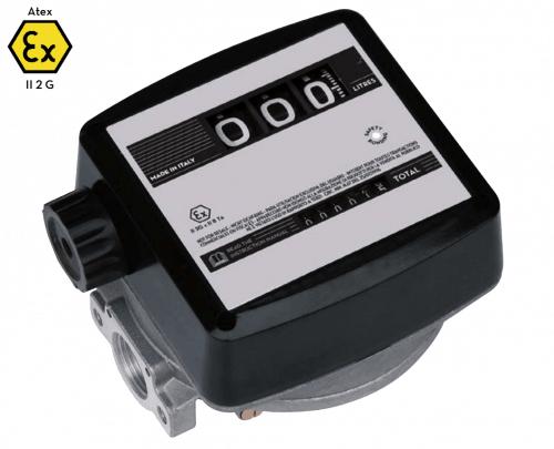 đồng hồ đo lưu lượng xăng dầu