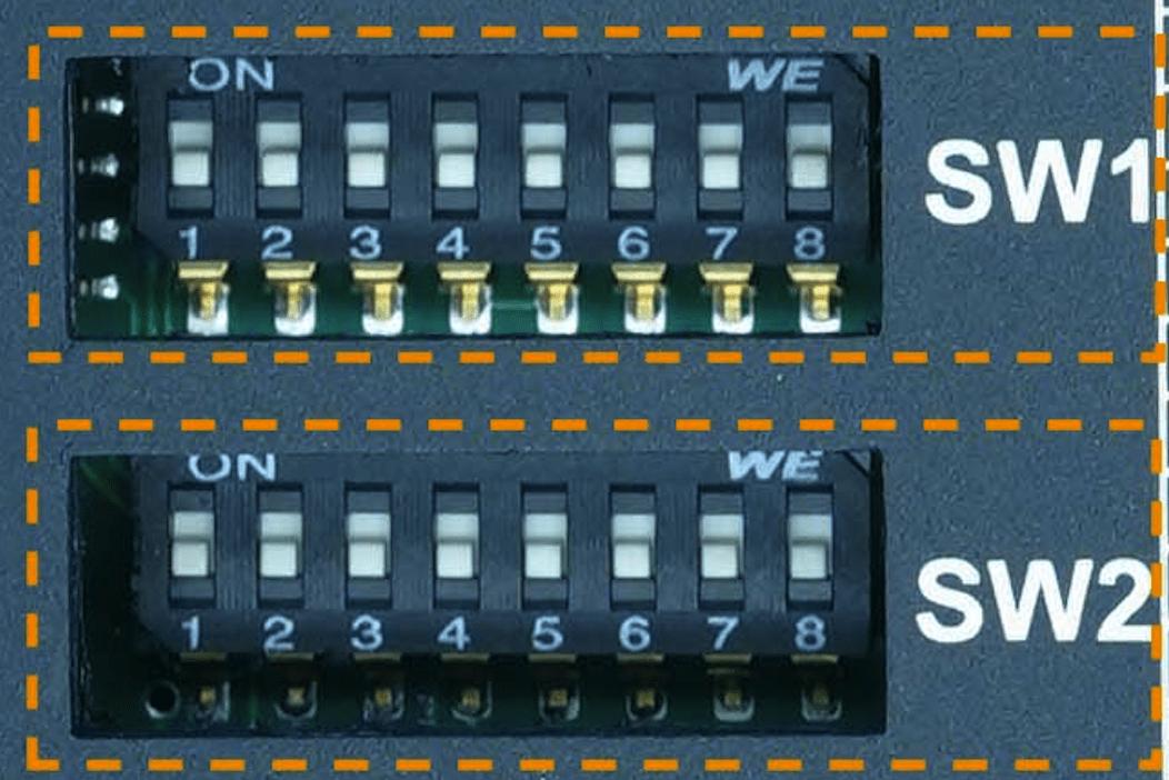SW1 và SW2 Z170REG-1