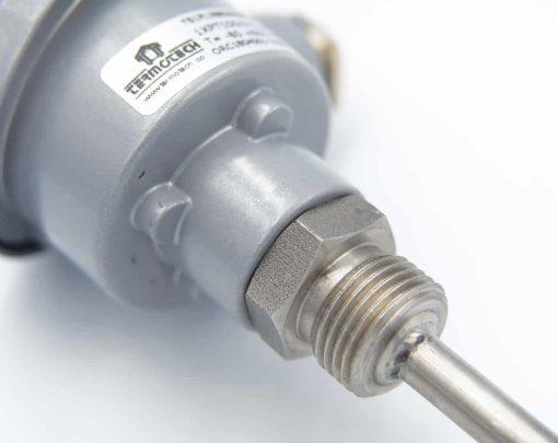 cảm biến nhiệt độ Pt100 TS1PL3B8250GD-AB cận cảnh