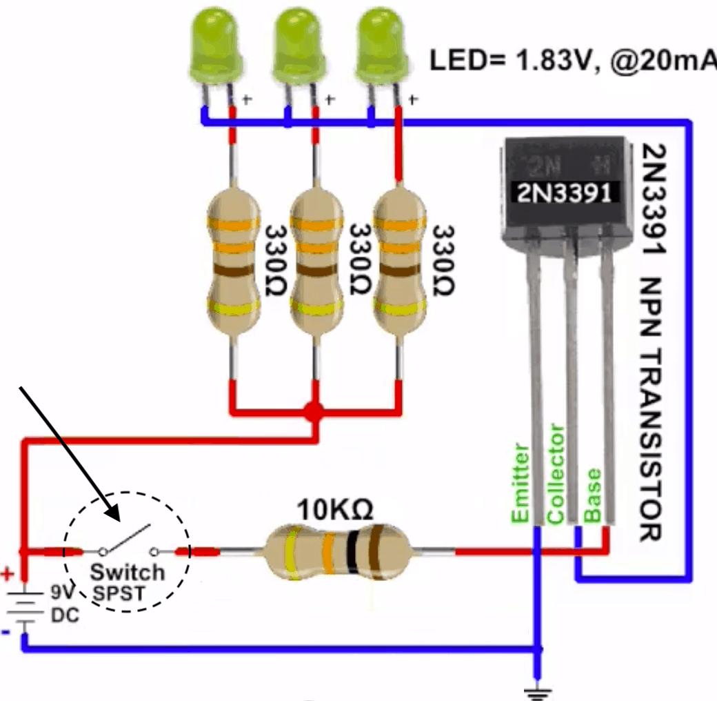 transistor hoạt động thế nào