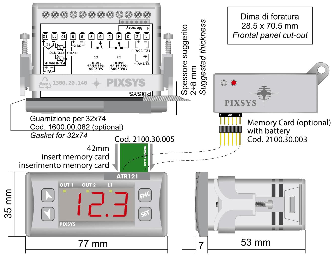 cách đấu dây bộ điều khiển nhiệt độ 220V