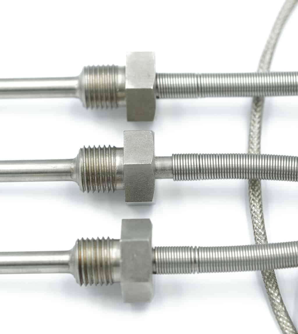 Ren kết nối cảm biến nhiệt độ 0-400 độ C