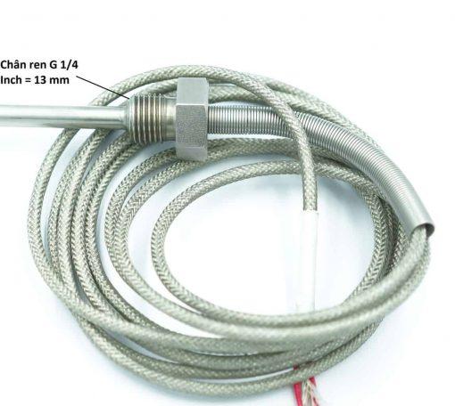 Ren kết nối cảm biến nhiệt độ Pt100 dạng dây