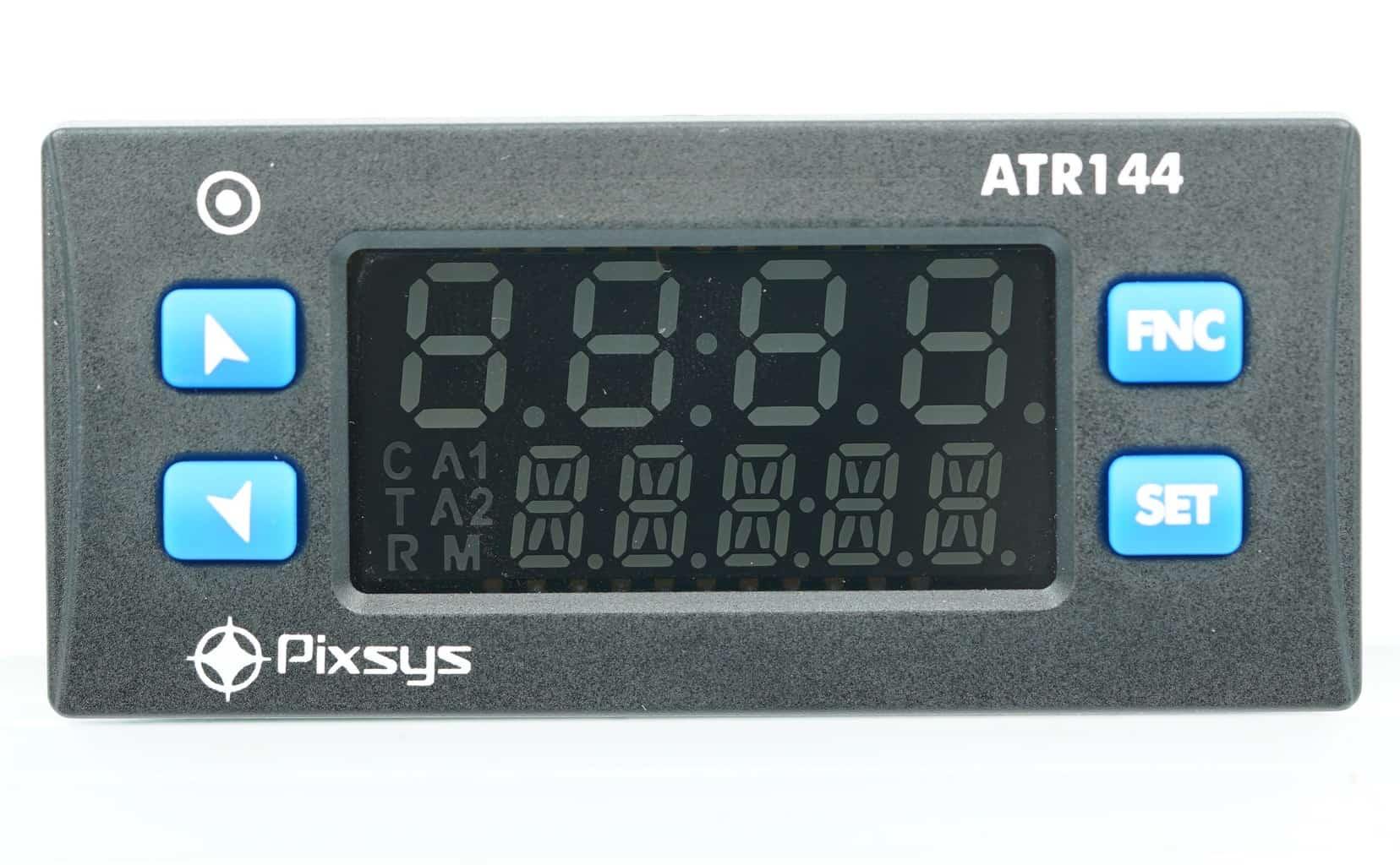 Các phím bộ hiển thị ATR144