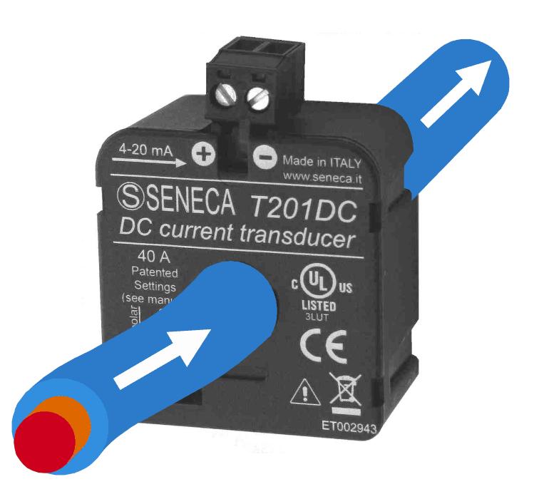 biến dòng DC- Seneca T201DC