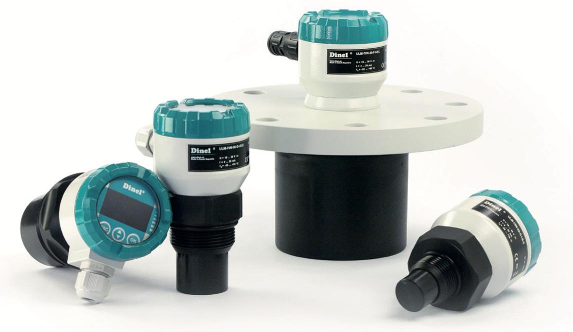 Cảm biến đo mức nước siêu âm ULM-70N