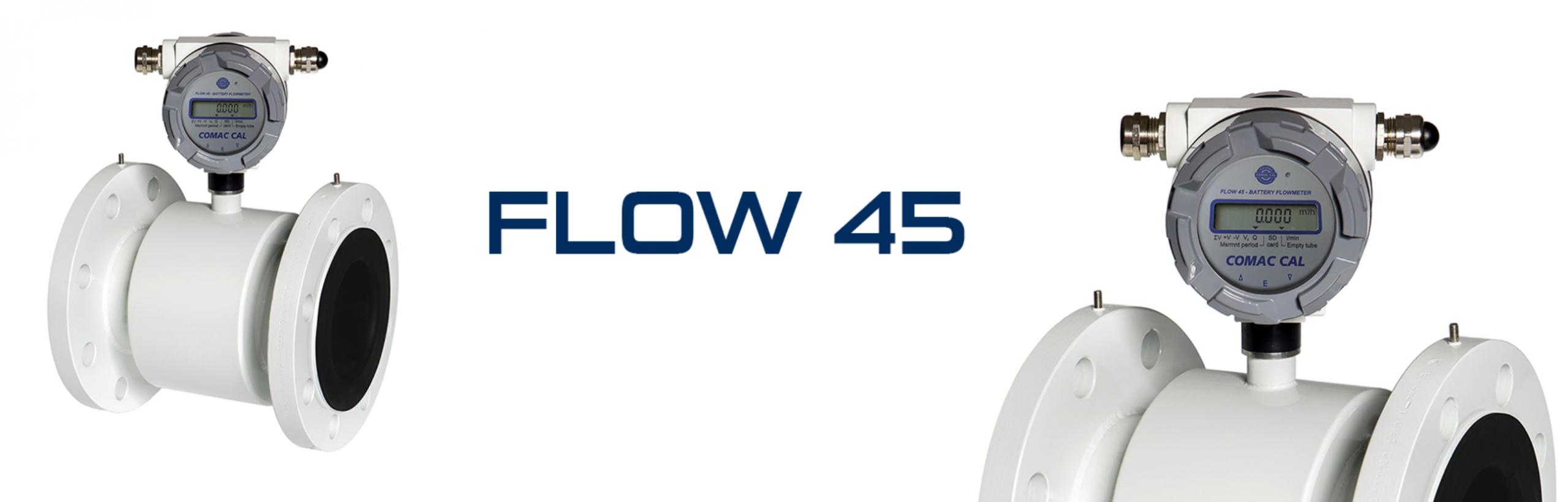 Đồng hồ đo lưu lượng Flow45