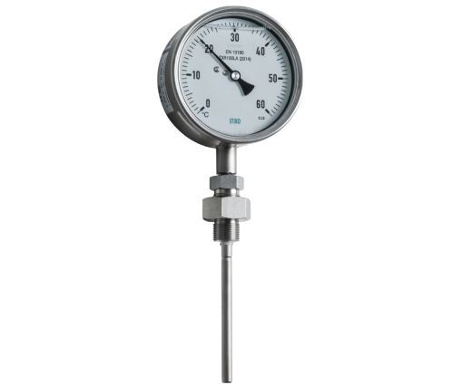 đồng hồ đo nhiệt độ chân đứng