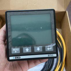 Mặt trước đồng hồ đo công suất điện năng S711