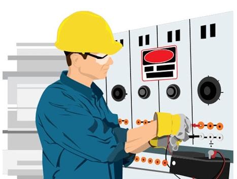 Trang bị an toàn khi tiếp xúc dòng điện xoay chiều