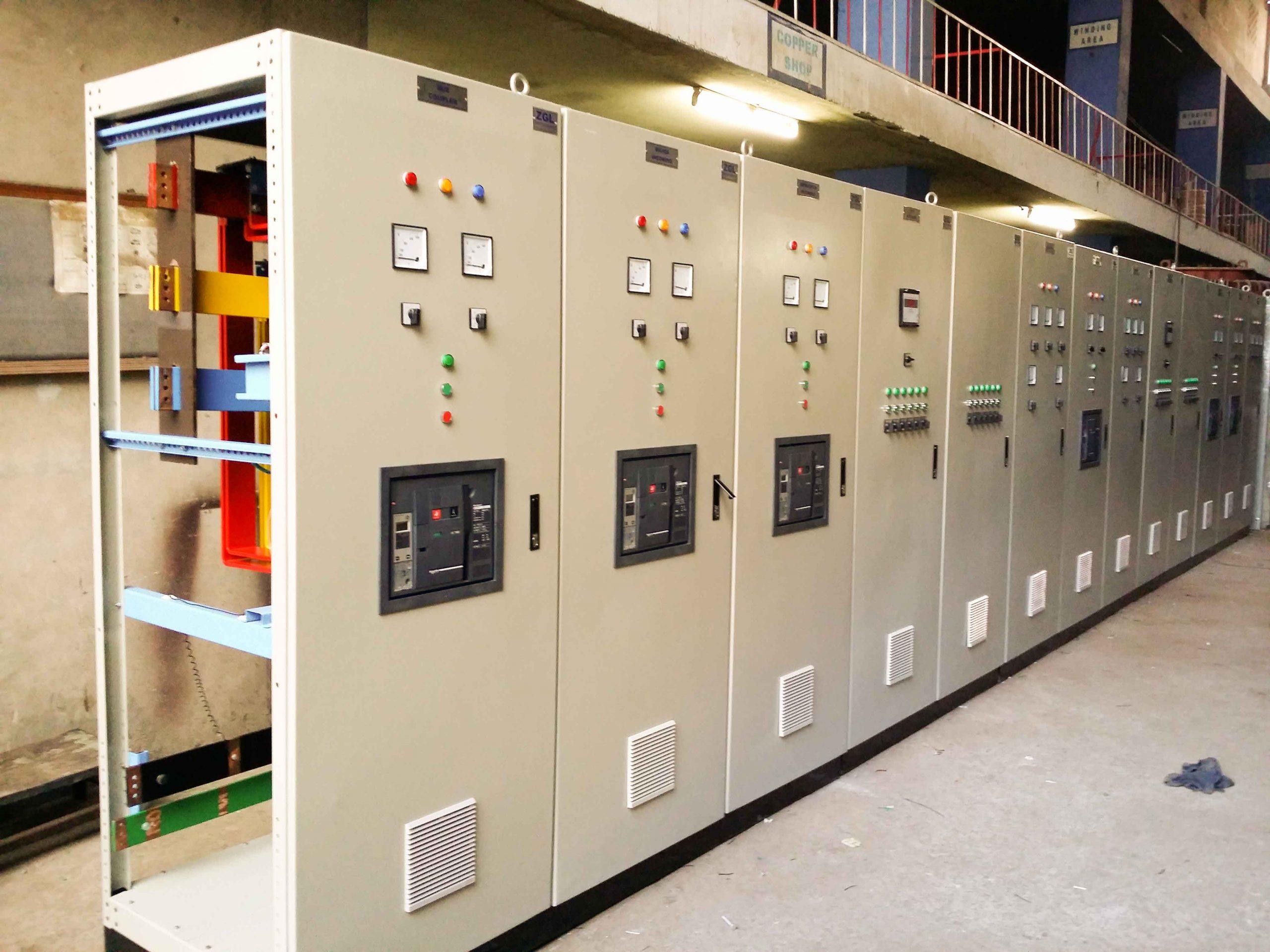 tính công suất điện xoay chiều trong nhà xưởng
