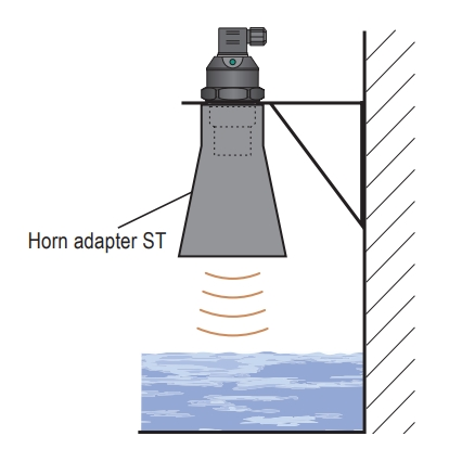Lắp đặt các loại cảm biến siêu âm