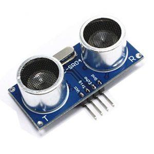 Ứng dụng cảm biến siêu âm HC-SR04