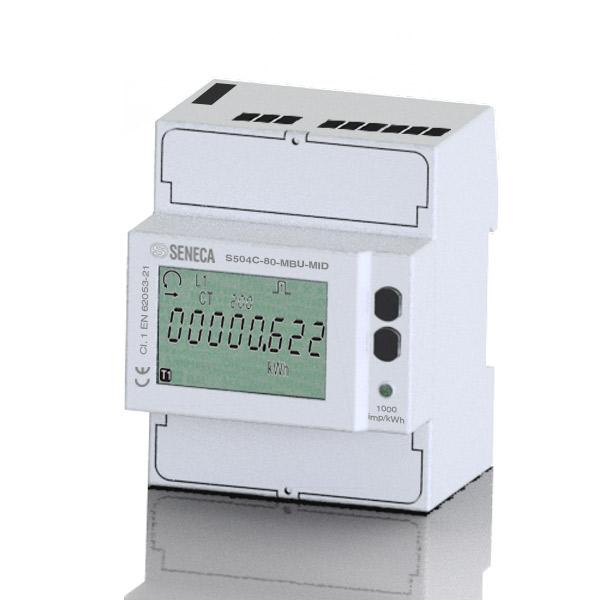 Đồng hồ đo hệ số công suất điện Seneca