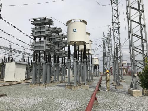 Trạm cung cấp điện năng