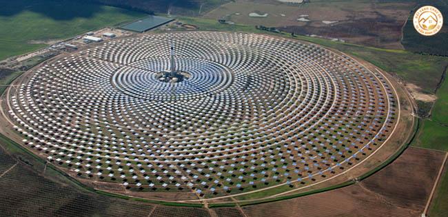 Nhà máy năng lượng mặt trời ở Úc