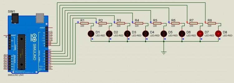 Ứng dụng của mạch arduino