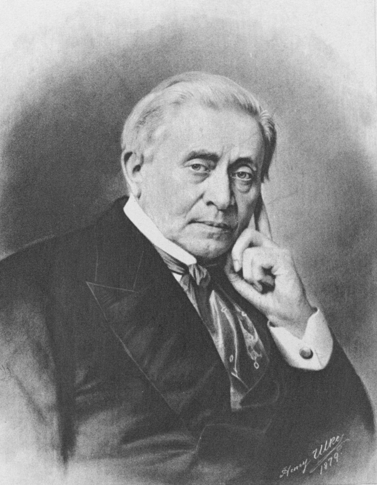 Nhà phát minh rơle- Joseph-Henry-(1879)