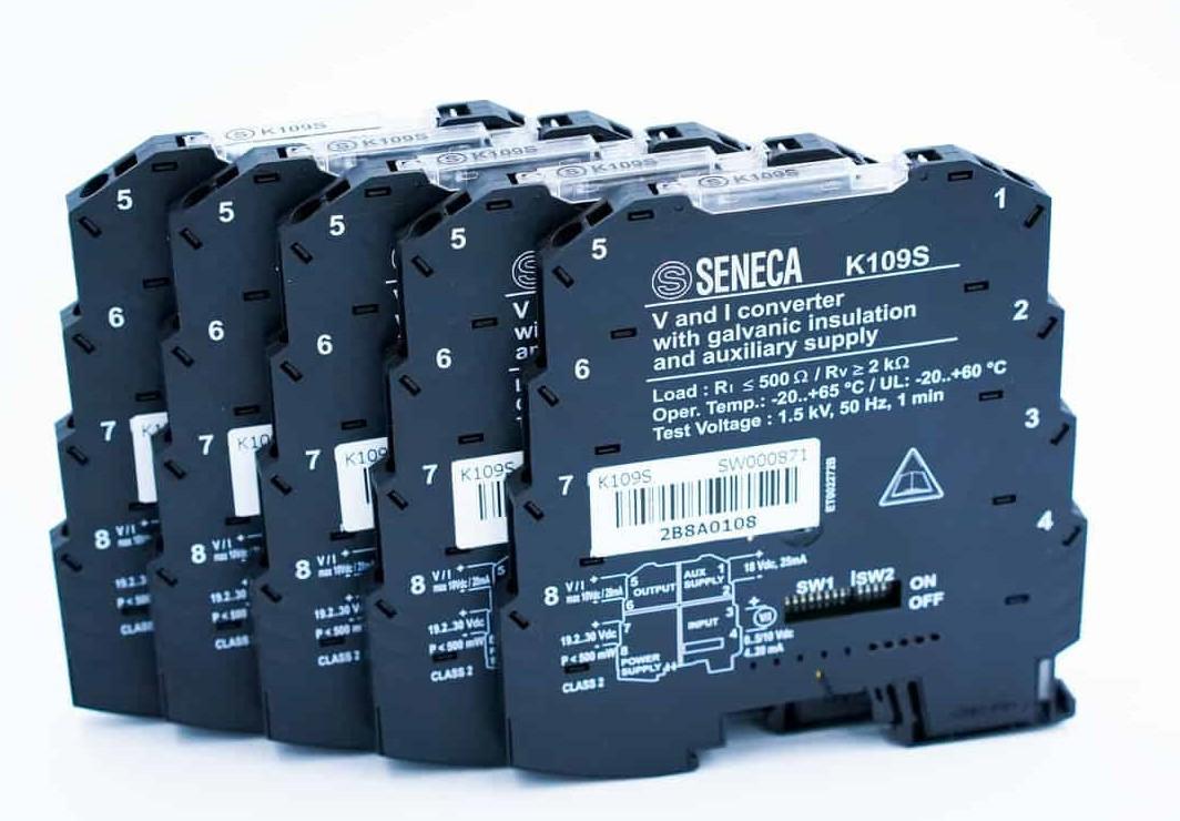 Bộ chuyển đổi tín hiệu điện áp sang dòng điện