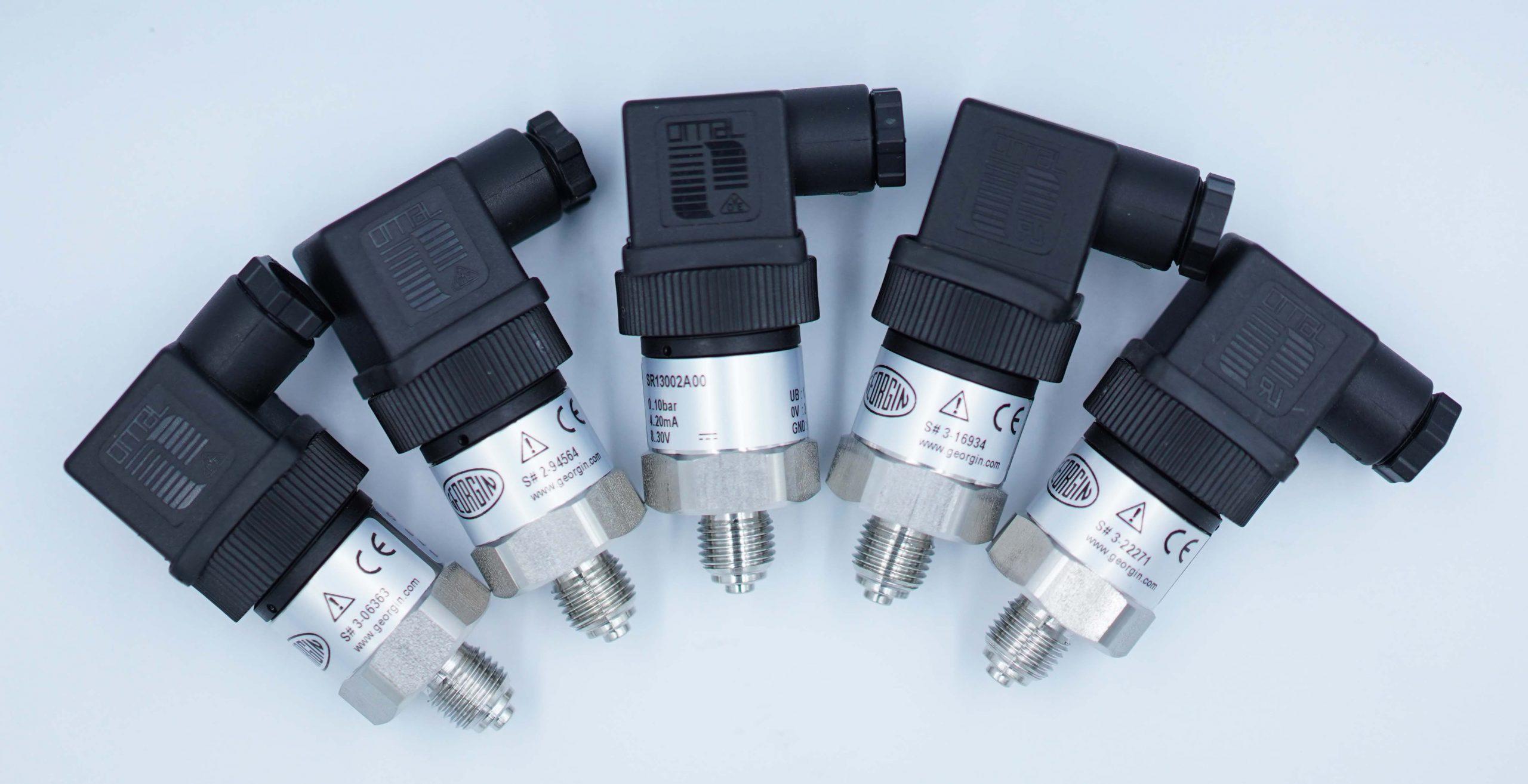 cảm biến áp suất khí nén SR1