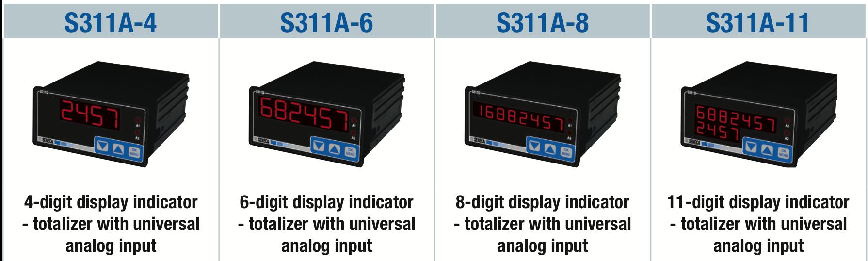 bộ hiển thị đa năng S311A